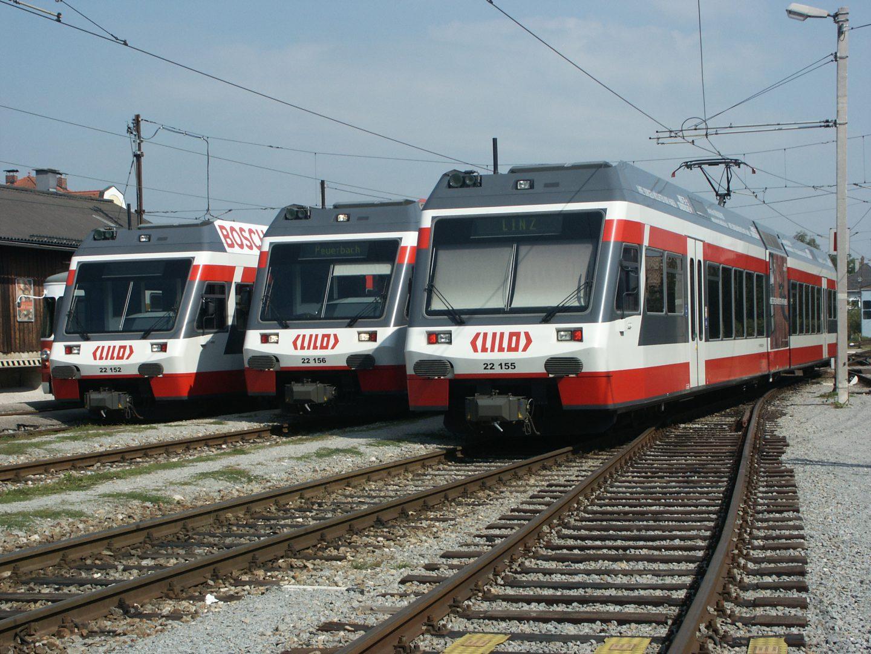 11 Millionen Euro für Lokalbahnen: Die neuen Lokalbahnen auf Schiene.