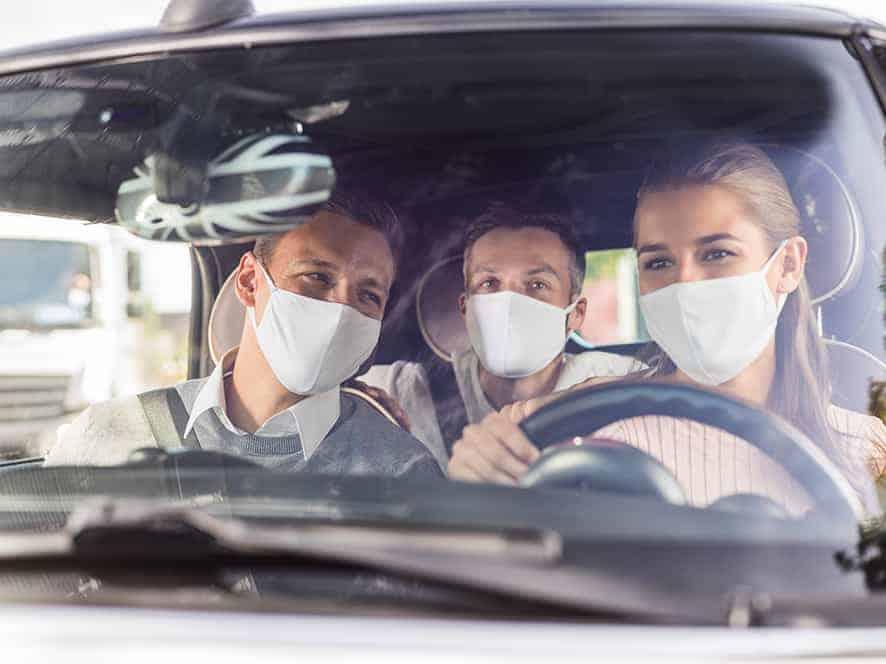 Fahrgemeinschaften gründen und Umwelt schonen!