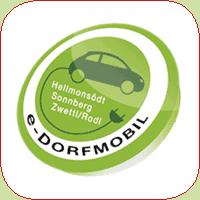 e-Dorfmobil Logo