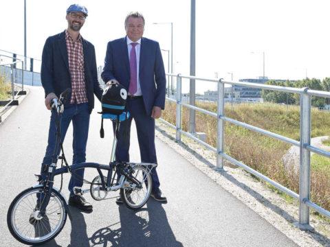 Die europäische Mobilitätswoche wird vom Klimabündnis organisiert.