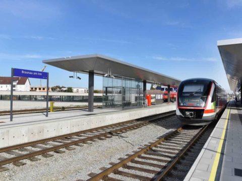 Bahnhof Braunau